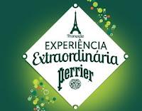 Promoção Experiência Extraordinária Perrier www.promoperrier.com.br