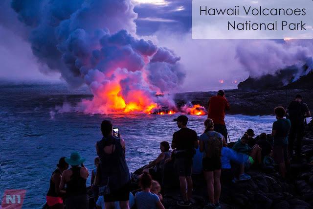 Hawai'i Volcanoes National Park   Cheap Vacation Ideas: Best Hawaii Spots to Go