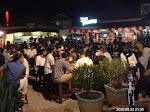 Penutupan Sementara Cafe/Resto Kawasan Citra Niaga dan Tepian Mahakam Samarinda