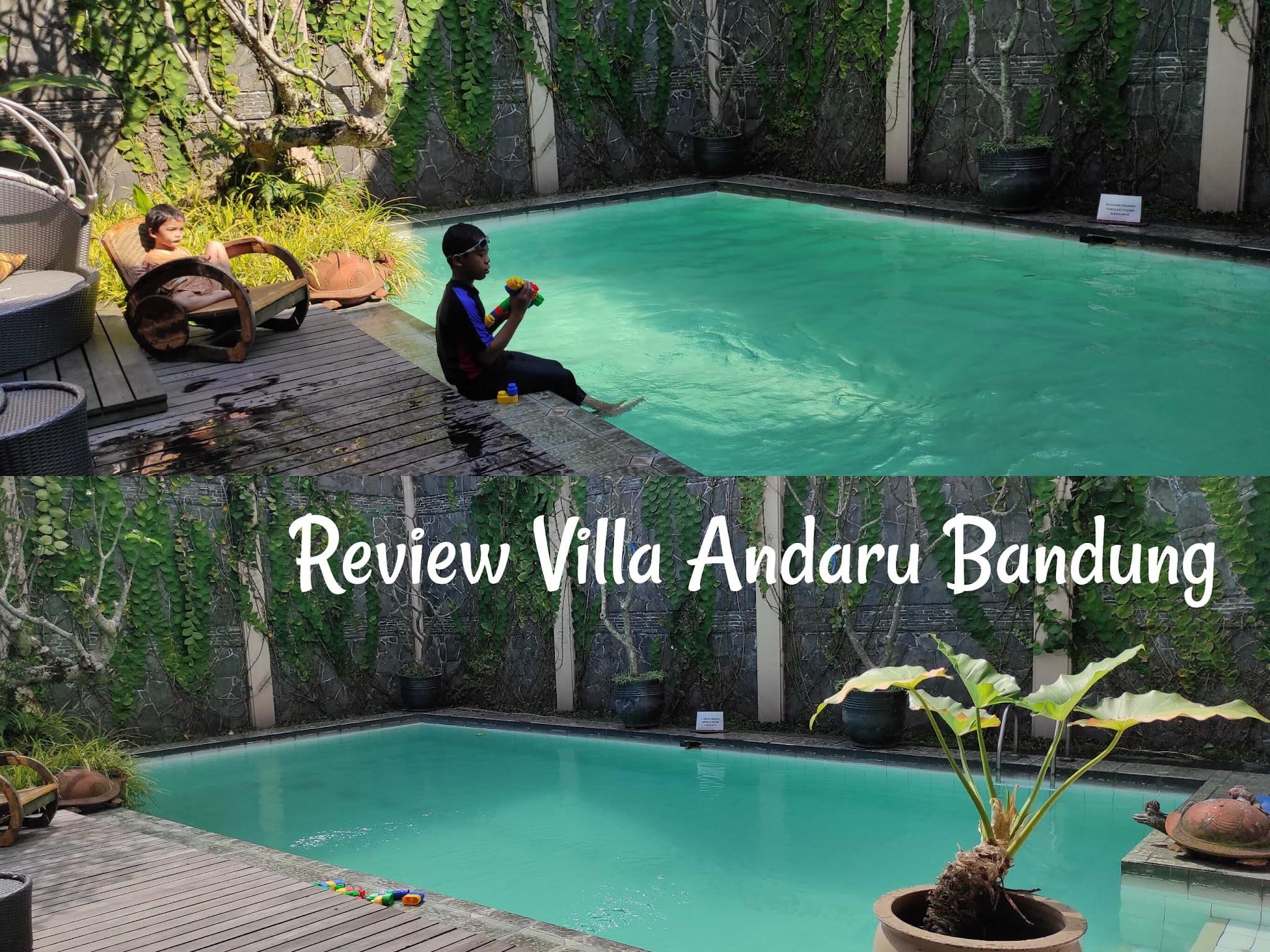 review villa andaru bandung