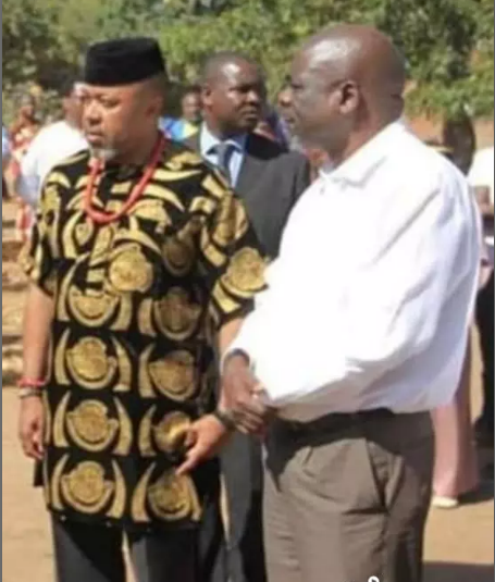 Newly Elected Vice-President of Malawi Rocked Igbo Attire at a Public Event