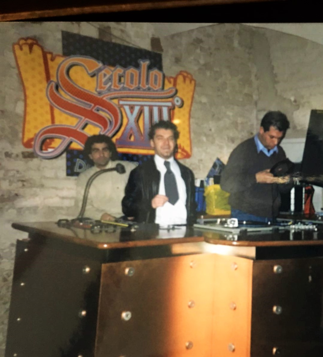 Secolo XIII° Discoteca Piemonte