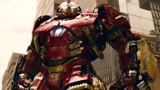 vengadores infinity war: nuevo vistazo al hulkbuster