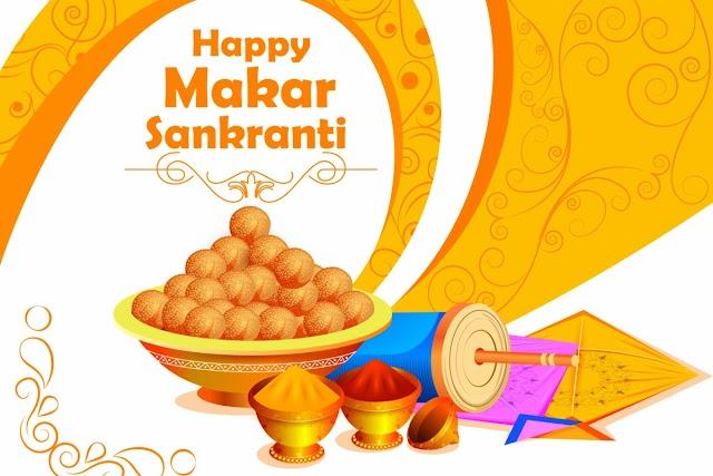 HAPPY MAKARSANKRANTI AND PONGAL TO ALL
