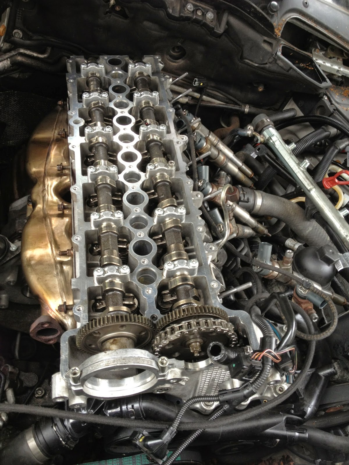Beemer Lab Formerly Planet 5 E60 Engine Rebuild 1