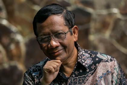 Soal Papua: Tiba-Tiba Rindu Suara Mahfud MD dkk, Di Manakah Mereka?