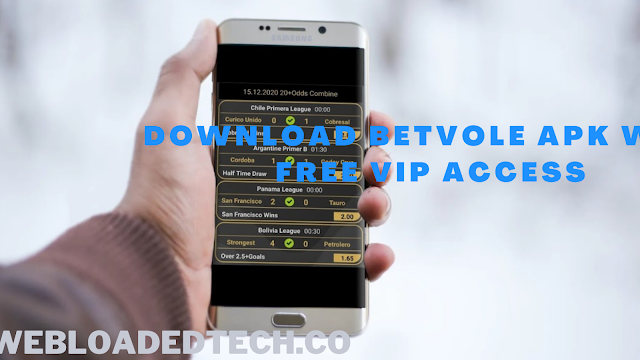 Download Betvole Apk With Free VIP Access