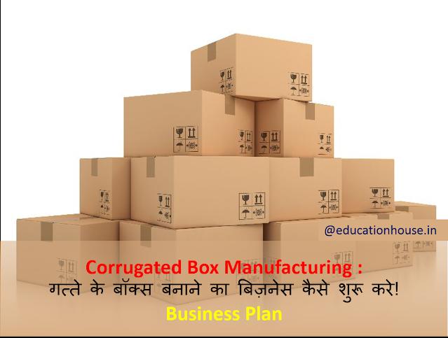 Corrugated Box Manufacturing