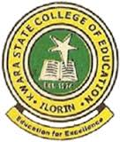 Kwara College of Education (KWCOE) School Fees Schedule 2018/2019