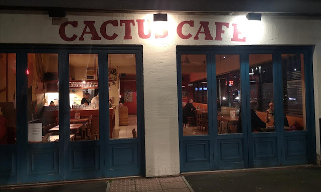 A picture of Cactus Cafe Mexican Restaurant Loughborough