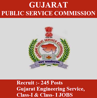 Gujarat Public Service Commission, GPSC, PSC, Gujarat, Engineering Service, Graduation, freejobalert, Sarkari Naukri, Latest Jobs, gpsc logo
