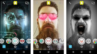 Snapchat Black Mirror