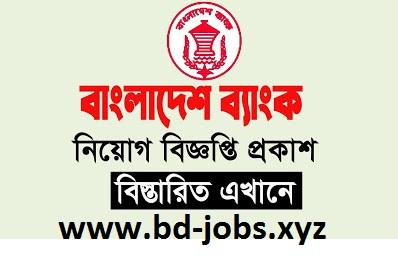 Bangladesh Bank Job circular 2021 বাংলাদেশ ব্যাংকে চাকরি