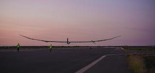 UAV PHASA-35 High-Altitude-Long-Endurance