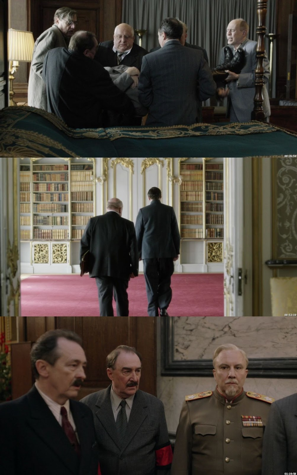 Watch Online Free The Death of Stalin (2017) English Download 480p WEB-DL
