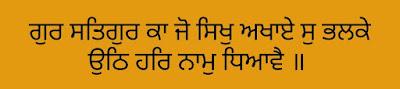 ਕੀ ਸਿੱਖੀ ਅਸਲ ਵਿੱਚ ਕੌਮ ਹੈ? Does Sikhi a community?