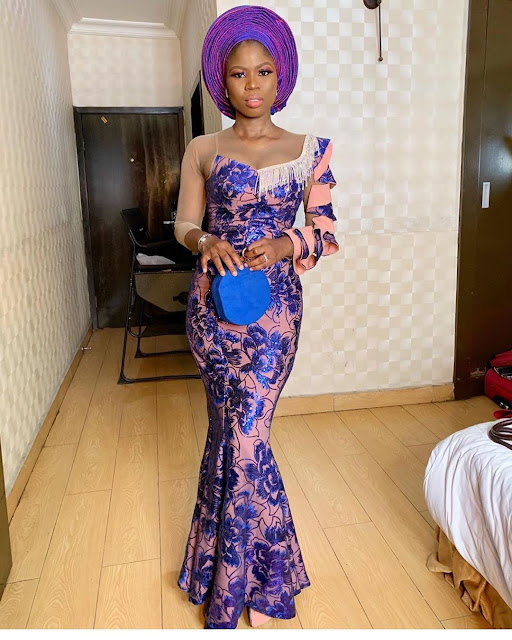 2019 Super Gorgeous Asoebi Styles for Events