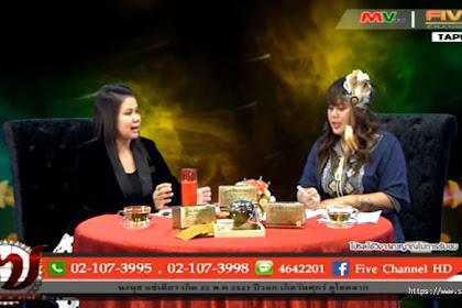 Frekuensi Five Channel Terbaru di Satelit Thaicom 5