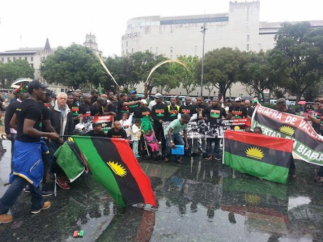 Biafra not only for Igbo-speaking people – IPOB