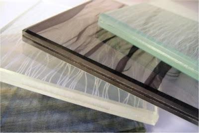 Fabric Laminated Glass New York
