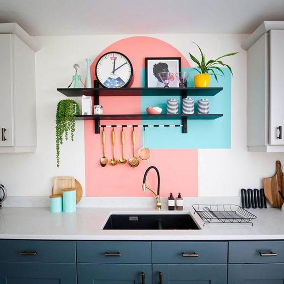 pintura cozinha