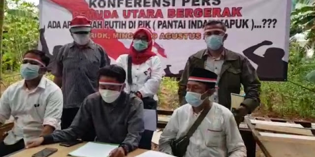 Ancam Demo, Pemuda Utara Bergerak Desak Jokowi Minta Maaf soal Larangan Pemasangan Bendera Merah