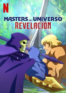 Amos del universo: Revelacion Temporada 1 audio latino