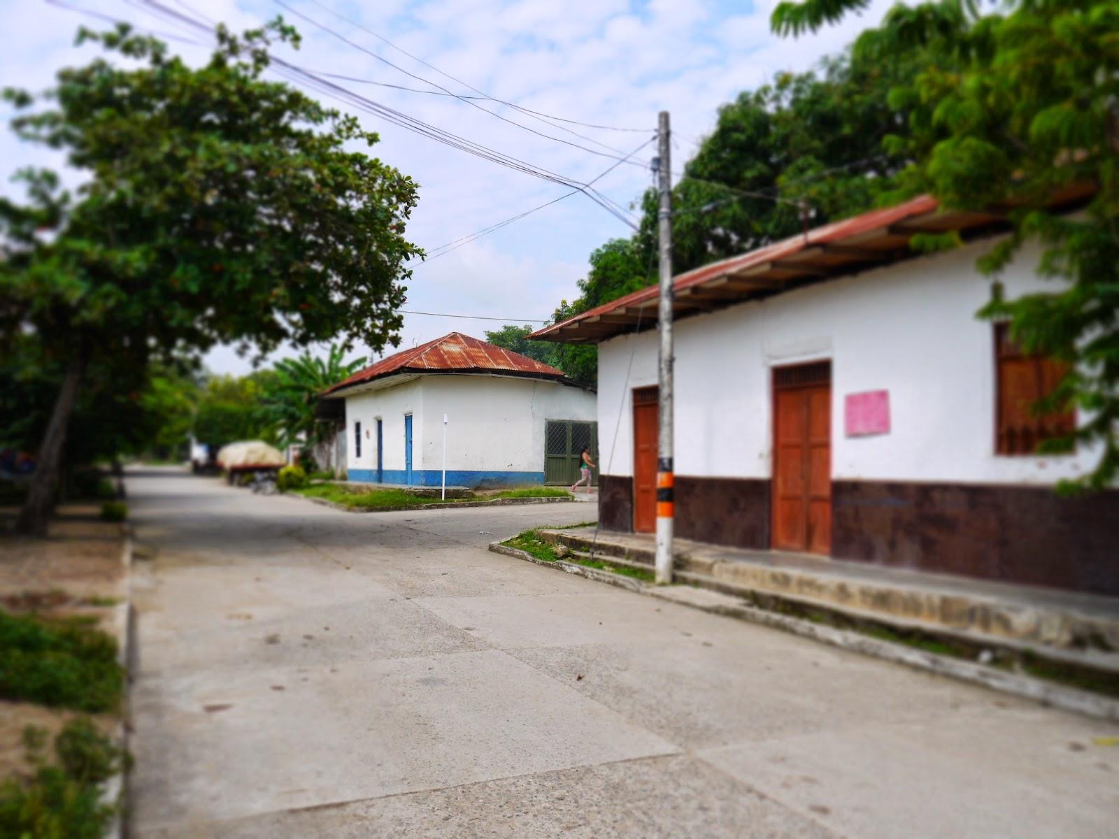 Casa de Antigua Valle de san juan tolima