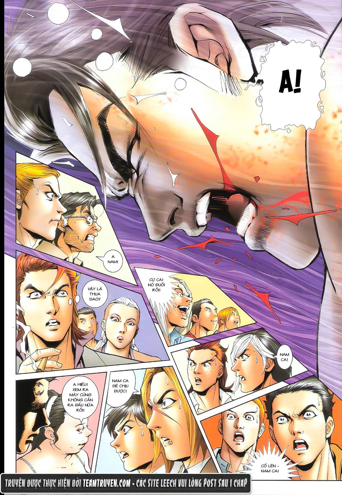 Người Trong Giang Hồ chapter 1627: sợ vỡ mật trang 24