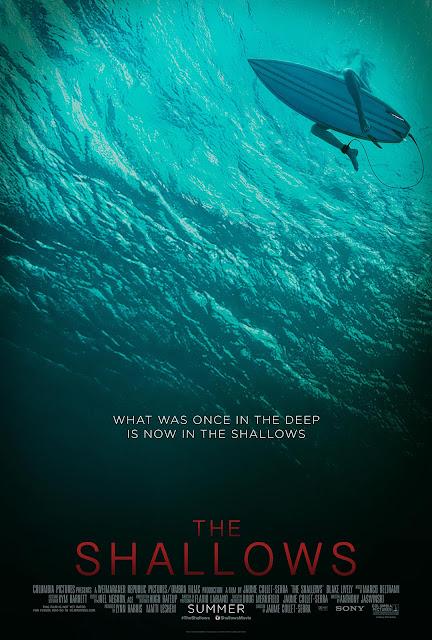 The Shallows (2016) tainies online oipeirates