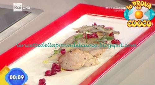 Petto di faraona con salsa alla melagrana ricetta Bottega da Prova del Cuoco