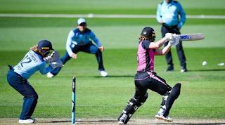 Cricket Highlightsz - New Zealand Women vs England Women 1st ODI 2021