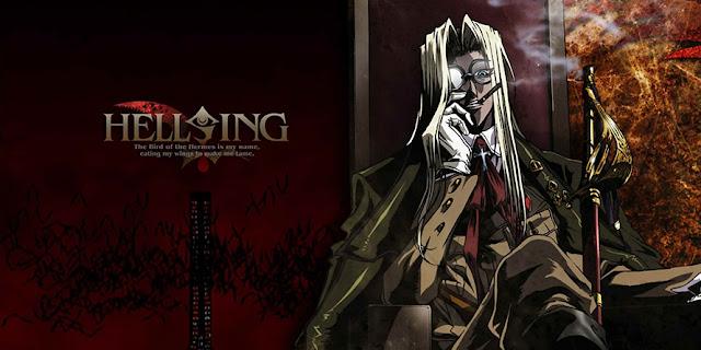 تحميل ومشاهده جميع حلقات + أوفات أنمي هيلسينج مترجم عربي  | Hellsing Ultimate Online مشاهدة مباشرة + تحميل Cover44
