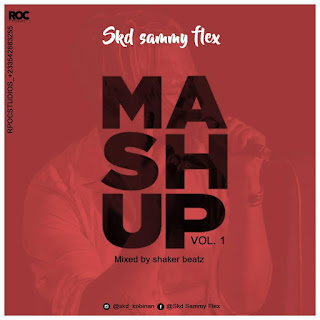 Skd Sammy Flex - Mash Up (Mixed By ShakerBeatz)