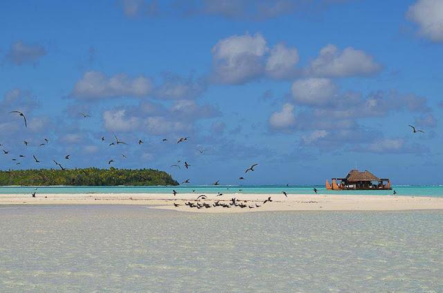 Sanjsko potovanje: Tahiti