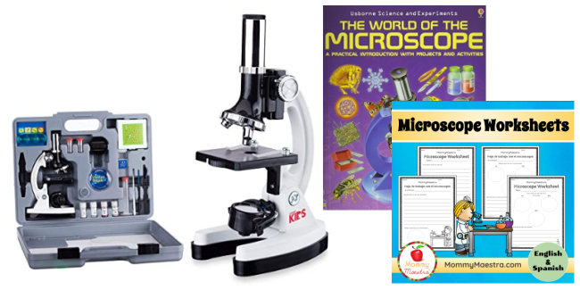 Microscope Kit Giveaway