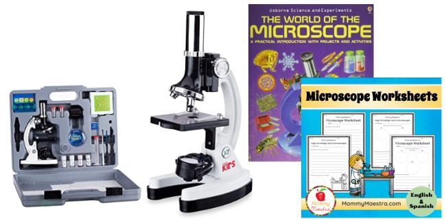 Microscope Kit Giveaway