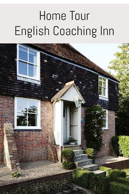 home tour English coaching inn