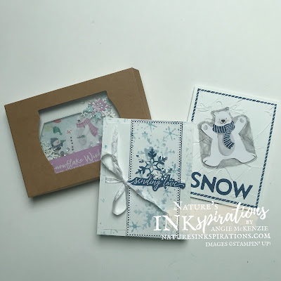 Weekly Digest | Week Ending July 31, 2021 | Nature's INKspirations by Angie McKenzie for Crafty Collaborations Share it Sunday Blog Hop; Click READ or VISIT to go to my blog for details! Featuring the Penguin Playmates SAB DSP (SNEAK PEEK!) with the Artistically Inked, Snowflake Wishes, Snowman Season and Heartfelt Wishes (SNEAK PEEK!) Stamp Sets along with So Many Snowflakes Dies, Playful Alphabet Dies and Painted Texture 3D Embossing Folder by Stampin' Up!; #christmascards #shakercard #polarbearsnowangel #funwithdesignerseriespaper #stamping #shareitsunday #shareitsundaybloghop #somanysnowflakes #snowflakewishes #snowmanseason #heartfeltwishes #artisticallyinked #playfulalphabet #fussycutting #20212022annualcatalog #2ndsaleabration2021 #naturesinkspirations #makingotherssmileonecreationatatime #cardtechniques #stampinup #stampinupink #handmadecards #papercrafts
