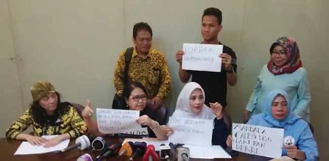 Elza Syarief: Saya Akan Tuntut KPU Jika Mandala Dicoret Dari DCT