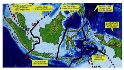 Chokepoints Kawasan Asia Pasifik