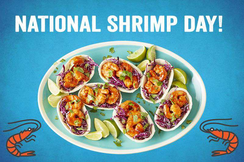 National Shrimp Day Wishes For Facebook
