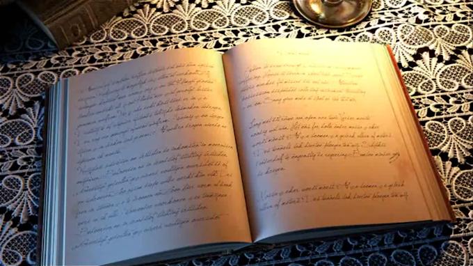 Magic Book Intro AE Template