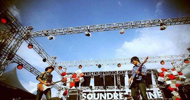 Road To Soundrenaline Resmi Dibuka di Bandung
