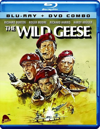 The Wild Geese 1978 Dual Audio Hindi 480p BRRip 400mb