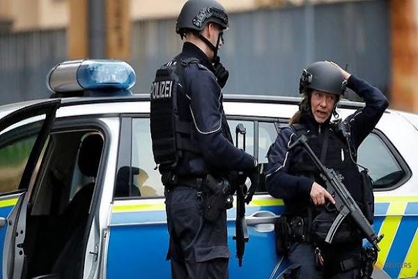 Polisi Jerman Serbu Organisasi Teroris yang Hendak Serang Muslim