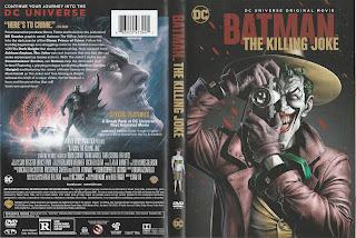 Batman: The Killing Joke DVD cover