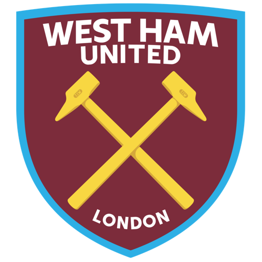 Kit West ham United + Logo Dream League Soccer 2021