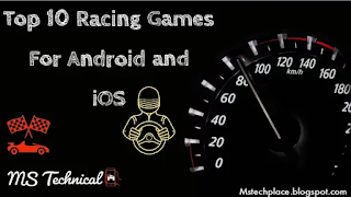 Best Racing Games for Android and iOS of 2020.