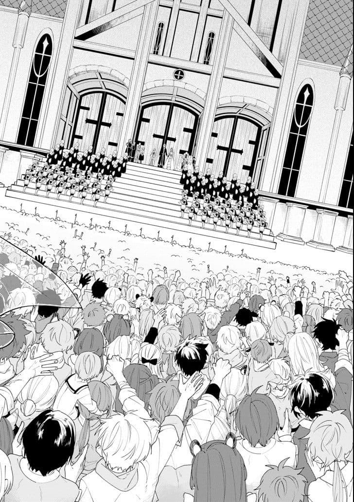 อ่านการ์ตูน Oda Nobunaga to Iu Nazo no Shokugyo ga Mahou Kenshi yori Cheat Dattanode Oukoku wo Tsukuru Koto ni Shimashita ตอนที่ 8 หน้าที่ 12